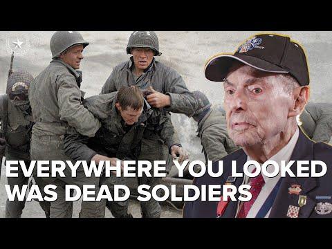 Ray Lambert, D-Day Medic, Omaha Beach (Full Interview)