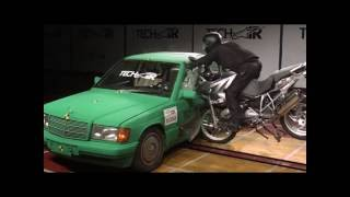 Crash test : le nouvel airbag moto Alpinestars Tech-Air Street
