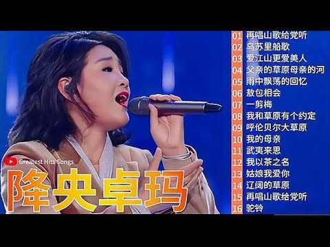精选最好听的《西藏歌曲 迷人的草原歌曲》
