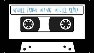 Apogee tribal affair  apogee remix