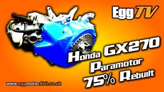 gx270 paramotor 75 engine rebuilt eggtv