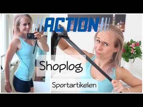 Action Shoplog -