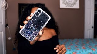 IPHONE X CASE COLLECTION + TRY ON !