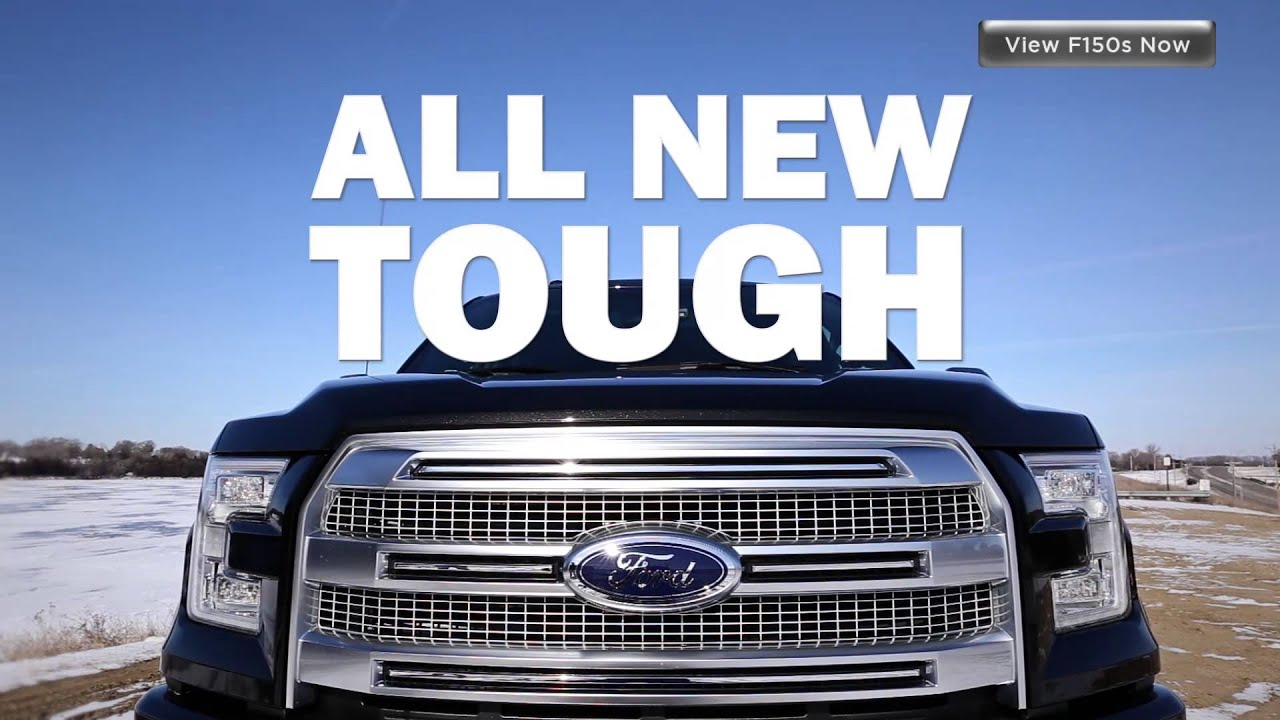 All New Ford F 150 Trucks at Vern Eide Ford in Mitchell