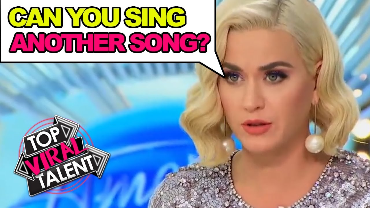 AMERICAN IDOL JUDGES WANT TO HEAR A SECOND SONG...What happens NEXT  Will Blow You Away EVEN MORE!