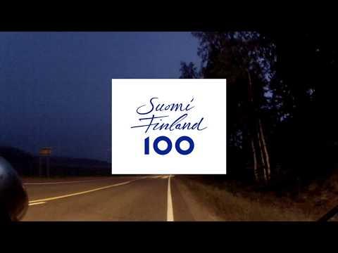 Polkupyörällä Suomen ympäri - #Suomi100