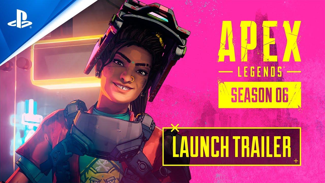 Apex Legends Temporada 6 - Tráiler PS4 con subtítulos en ESPAÑOL | PlayStation España