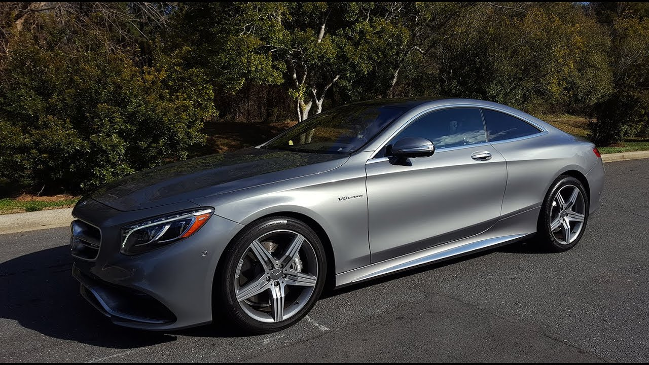 2015 Mercedes Benz S63 Amg Coupe For Sale Formula One Imports Charlotte