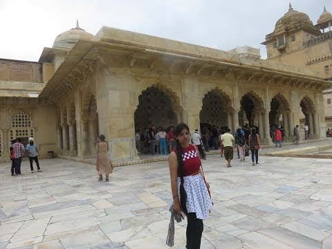 jaipur-trip-(the-pink-city)-to-see-amer-fort-&-chauki-dhani
