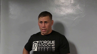 Urijah Faber Post-Fight Scrum at Submission Underground 4