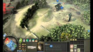 Company of heroes opposing fronts трейнер 2.700