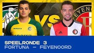 EDIVISIE | Speelronde 3: Fortuna Sittard - Feyenoord