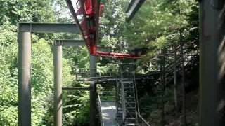 Big Bad Wolf On Ride POV