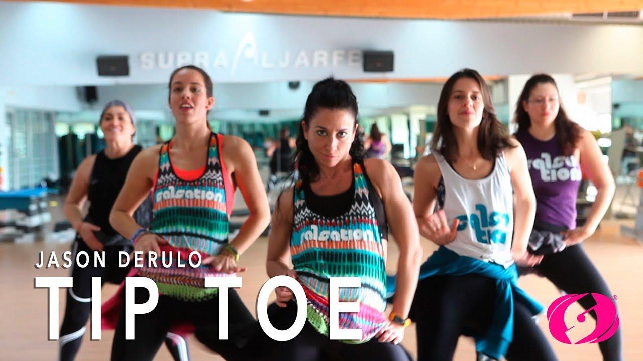 Tip Toe - Jason Derulo ft. French Montana - Salsation® Choreography by Azahara Ramírez