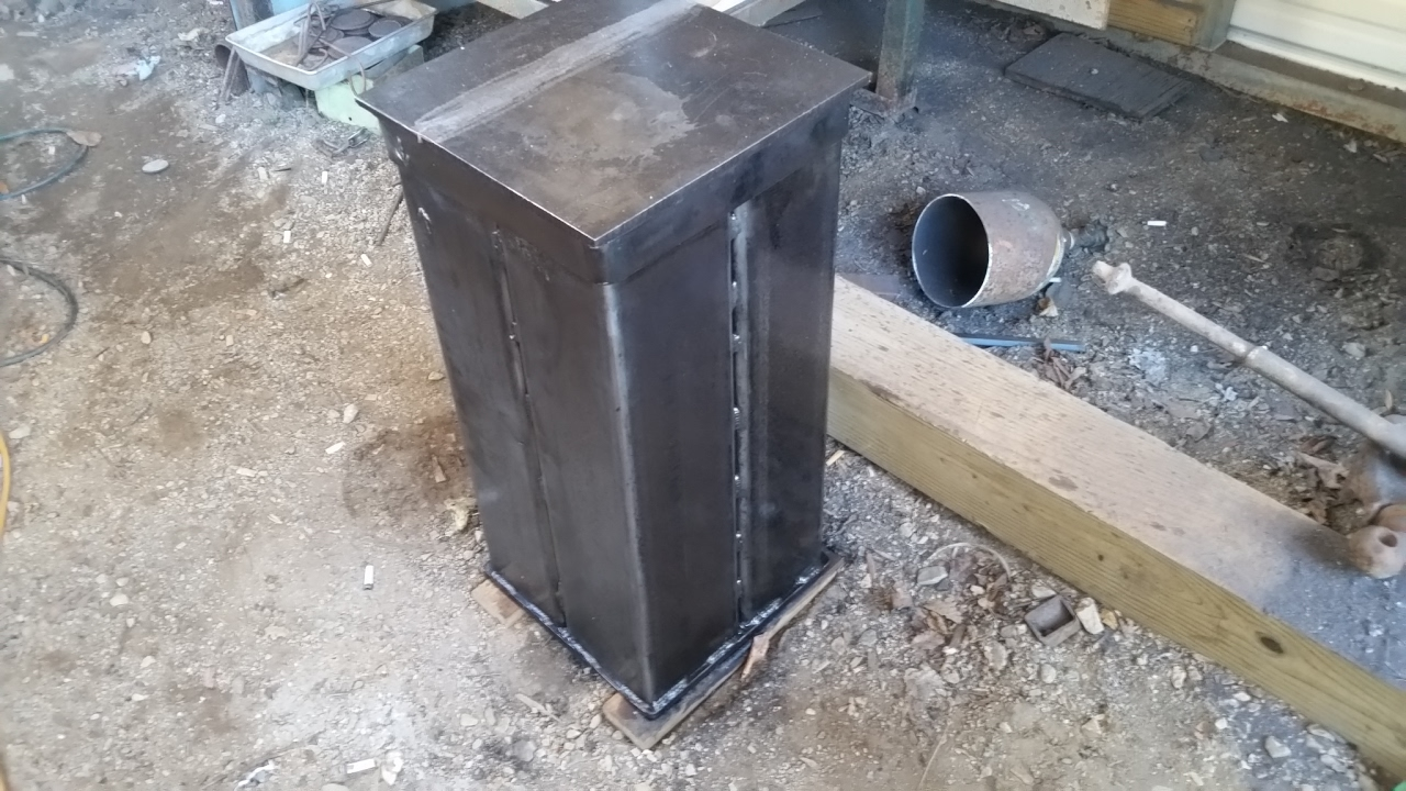 Homemade Anvil From Railroad Track Homemade Ftempo