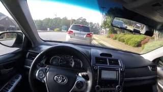 2014 Toyota Camry SE 4C Virtual Test Drive