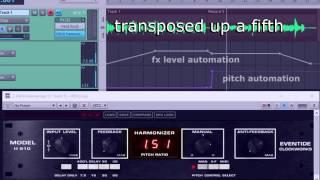 eventide harmonizer h910 plug in guitar madness