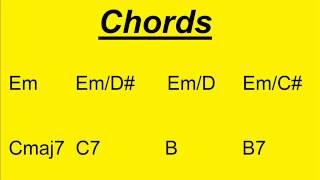 Latin Guitar Backing Track - E Minor