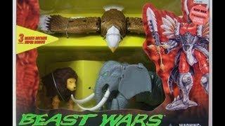 Beast Wars - Magnaboss