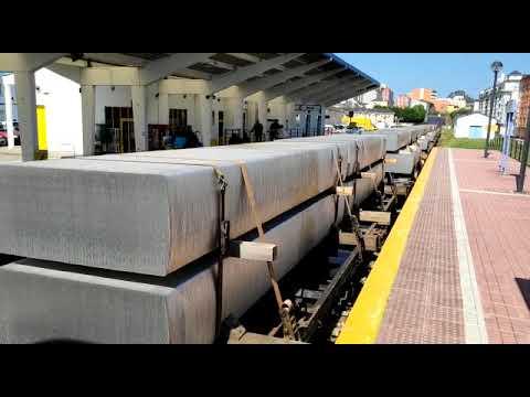 Feve recupera el tren de aluminio