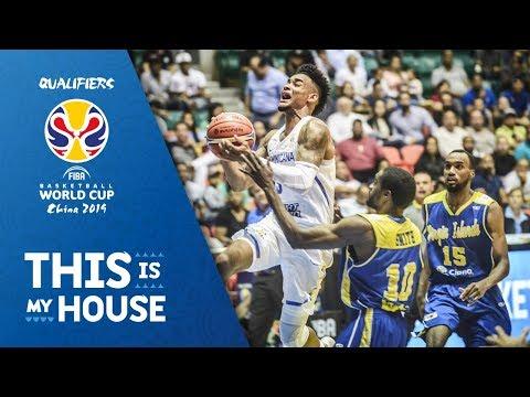 Dominican Republic v Virgin Islands - Full Game - FIBA Basketball World Cup 2019 Americas Qualifiers