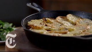 Meat and Potato Skillet Gratin | Melissa Clark Recipes | The New York Times