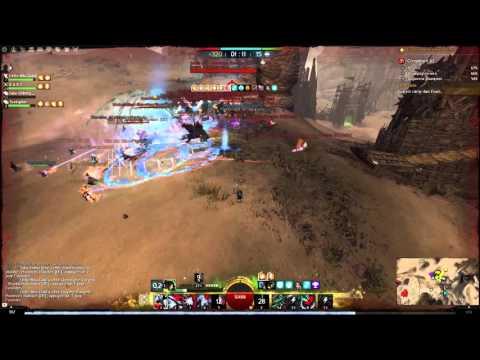 Gw2 WvW [BurN] Revenant Gameplay 11/11 - Cerde