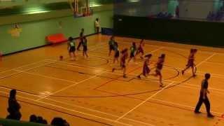 2015 九龍東區小學分會籃球比賽(女子組) 藍田循道衛理 vs 聖公會李兆強