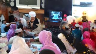 Myanmar Muslim Graups of Fort Wayne Indiana USA 2014