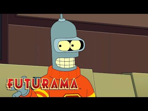 FUTURAMA   Season 9, Episode 9: Decisions, Decisions   SYFY