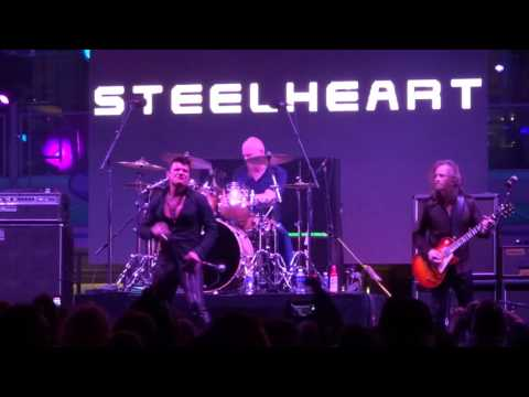 20161003 Steelheart - Everybody loves  Eileen (Monsters of Rock cruise)