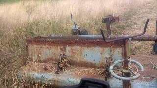 Ursus C-330 + orkan 2 -- koszenie nieuzytków - Zapowiedź