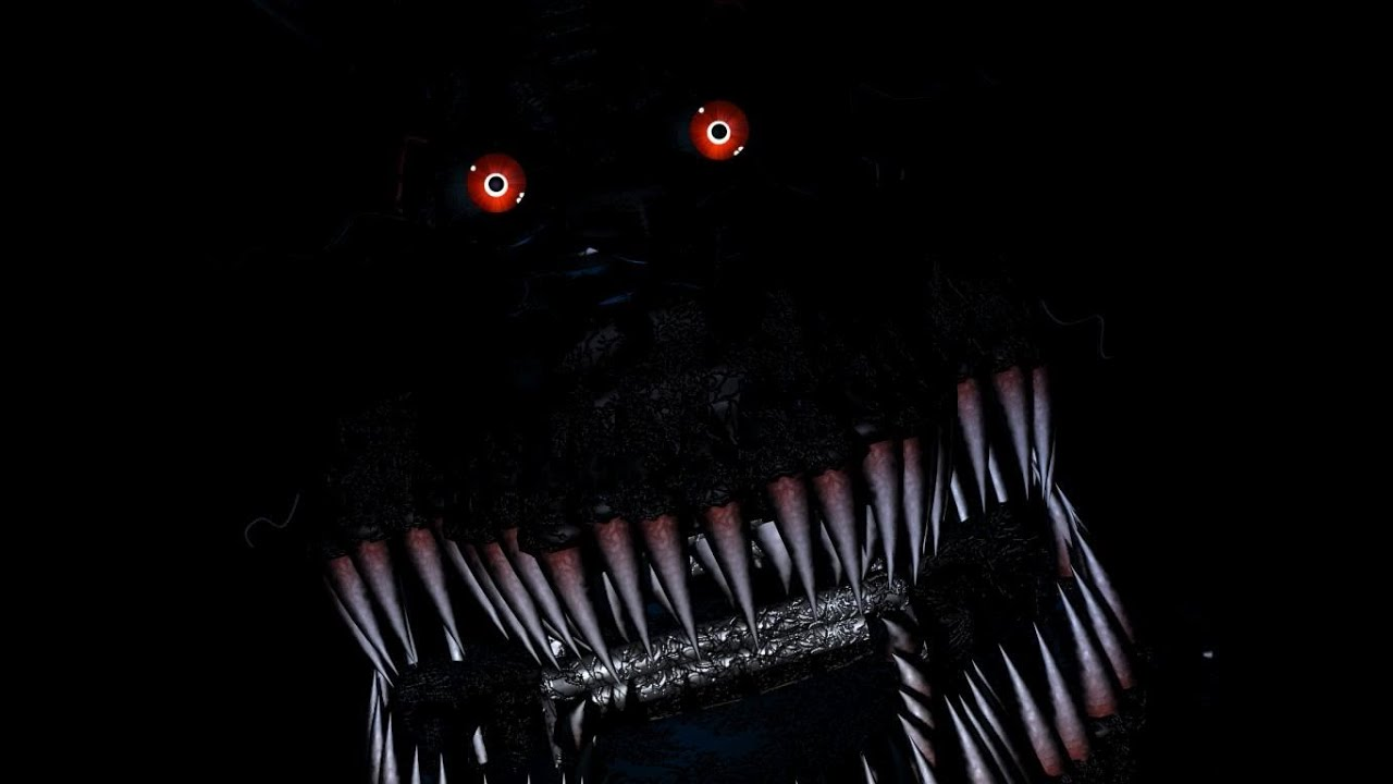 Five Nights at Freddy's 4 - Night 7 - Nightmare Mode - No Commentary