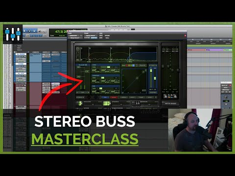 Stereo Buss Masterclass with David Glenn