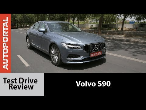 Volvo S90 - Test Drive Review