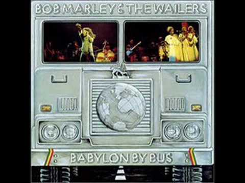 Bob Marley & The Wailers - Stir It Up (live)