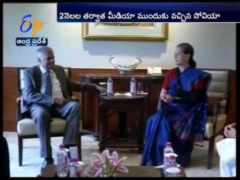 Sonia, Manmohan Meet Sri Lankan PM Ranil Wickramasinghe