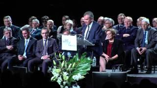 Saint-Quentin-en-Yvelines : les premiers voeux de la nouvelle agglomération