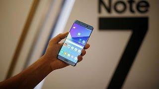 Samsung призывает выключить Note 7 и больше не включать