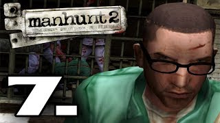 MANHUNT 2 - ALTERACIONES #7 - GAMEPLAY ESPAÑOL