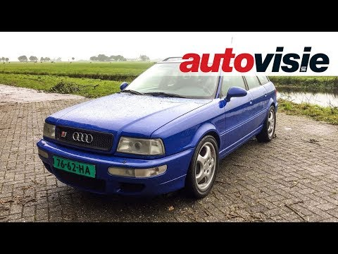 Peters Proefrit #12: Audi RS2 Avant (1995)