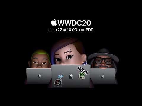 WWDC 2020 Special Event Keynote — Apple