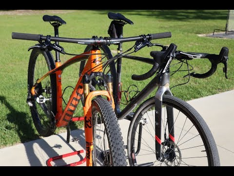 Hardtail vs Gravel Bike