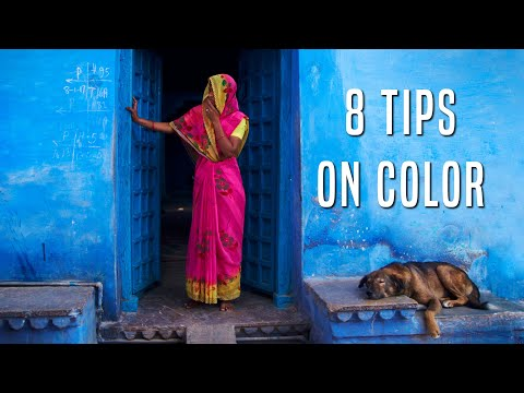 COLOR – 8 Practical Tips for More POWERFUL Travel Photos
