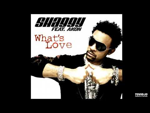 Whats Love   Shaggy feat AkonHRVTH CLUB MIX 2018