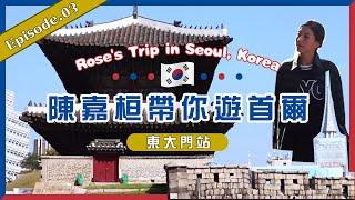 陳嘉桓帶你遊首爾 rose s trip in seoul 露絲遊記 3 of 19 東大門