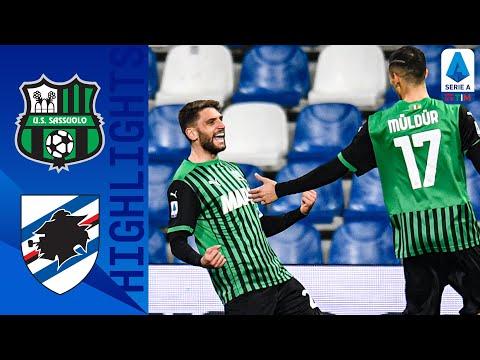 Sassuolo Sampdoria Goals And Highlights