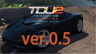 Jak zainstalować/How to install Unofficial Patch do Test Drive Unlimited 2