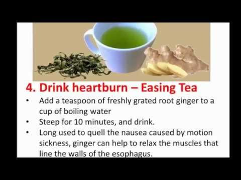 [[hot-tips!!]]-how-to-relieve-heartburn---home-remedy-for-heartburn