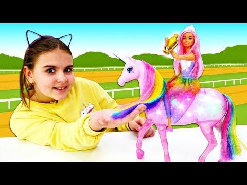 Про розовую лошадку мультфильм